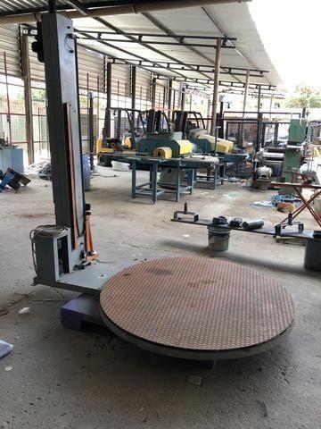 Máquina Embaladora de Mercadorias com base giratória - Foto 4