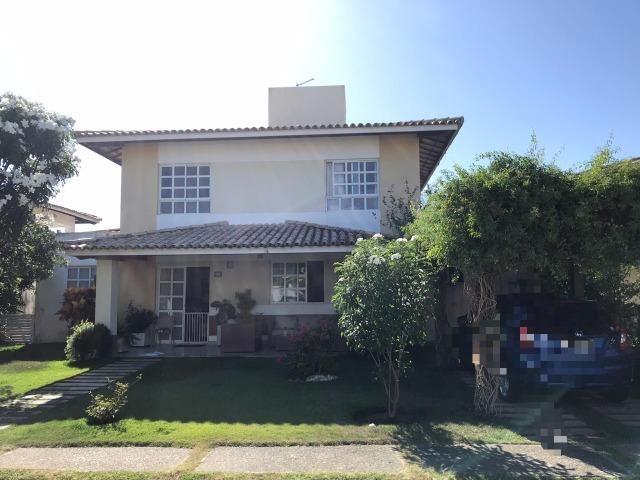 Casa 5 Suítes Itapuã Condomínio Golf 4 Rodas Alto Luxo - Foto 2