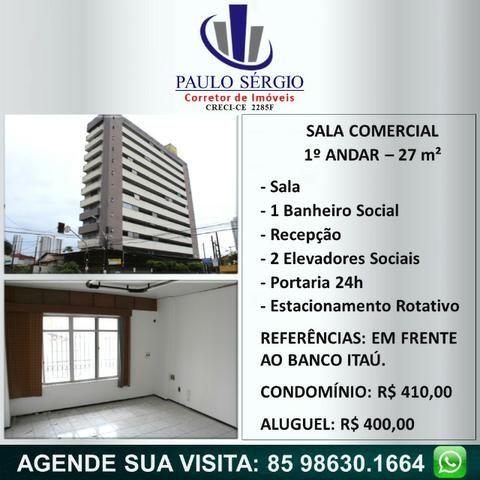 São Gerardo - Sala Comercial 27 m²