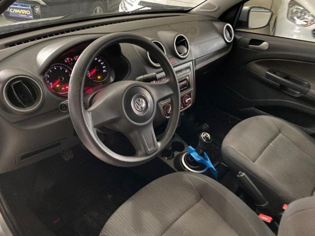 Vw - Volkswagen Gol G6 4 Portas Completo, Impecavel - Foto 7