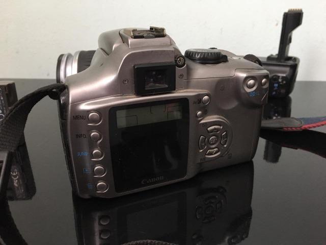 Câmera Canon Eos Rebel R$ 350,00!!! - Foto 6
