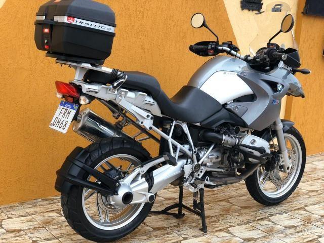 Seja notado! Poderosa BMW r1200 GS! - Foto 4