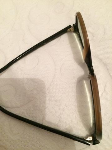 Chanel feminino armação de óculos - Foto 5