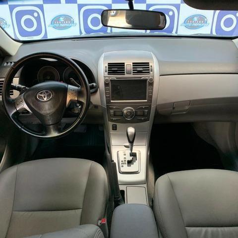 Toyota Corolla XEI 2.0 - 2013 - Blindado Nivel 3 - Novissimo - Foto 7