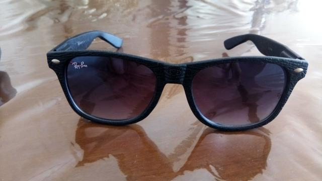 7d3a09580264d Óculos ray-ban,com estojo e lenço - Bijouterias, relógios e ...