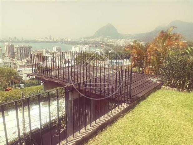 Casa à venda com 4 dormitórios em Jardim botânico, Rio de janeiro cod:840009 - Foto 5