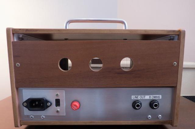 2555903ef20e5 Vendo head guitarra amplificador valvulado Mazzoti - Trocas ...