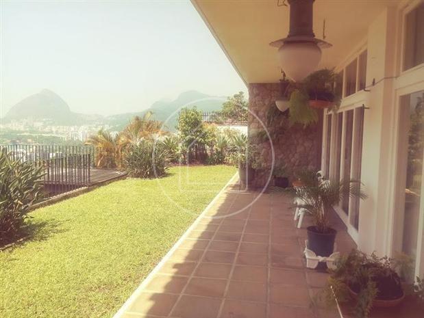 Casa à venda com 4 dormitórios em Jardim botânico, Rio de janeiro cod:840009 - Foto 2
