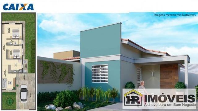 Casa para Venda em Timon, FORMOSA, 2 dormitórios, 1 banheiro, 1 vaga - Foto 2