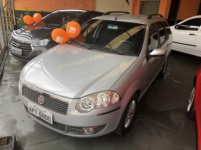 Fiat palio weekend 1.4 attractive completo