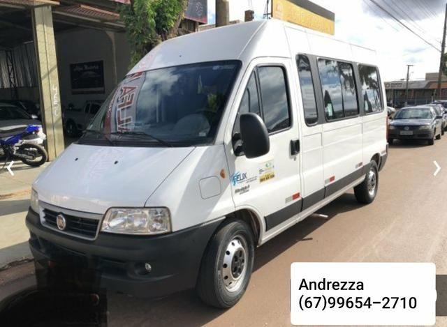 Van Fiat Fica do Minibus 2.3