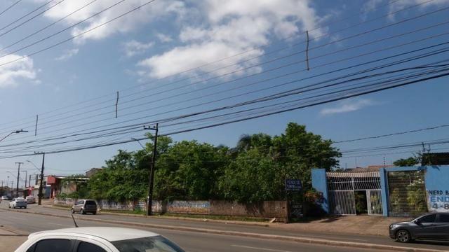 Terreno Registrado na Estrada de Ribamar com 2300m² em frente ao Condomínio Vitória