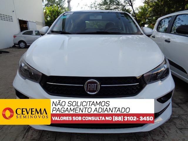 Fiat Cronos Drive Branco 1.3 0km - - Foto 2