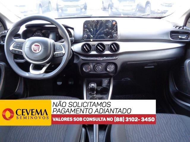Fiat Cronos Drive Branco 1.3 0km - - Foto 9