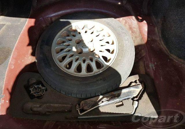 Capo/parachoque/farol/paralama/motor/acabamento vectra 94/95/96 2.0 - Foto 8