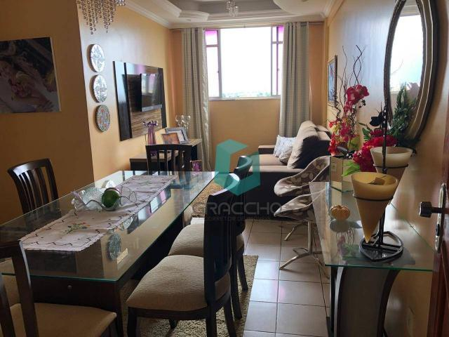 Apartamento com 3 dormitórios à venda, 60 m² por R$ 230.000 - Parangaba - Fortaleza/CE - Foto 18