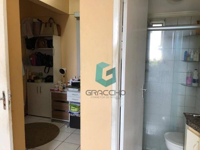 Apartamento com 3 dormitórios à venda, 60 m² por R$ 230.000 - Parangaba - Fortaleza/CE - Foto 11