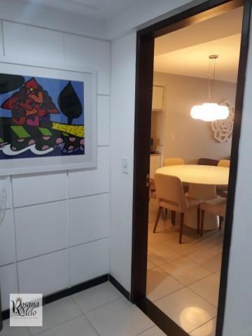 Edf Costa Dourada em Boa Viagem / padrão Rio Ave / 150m / 4 Qtos / lazer/localização t... - Foto 7