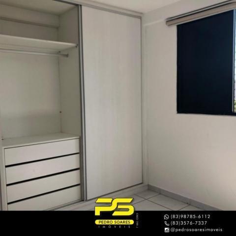 Apartamento com 2 dormitórios à venda, 68 m² por R$ 230.000 - Expedicionários - João Pesso - Foto 7