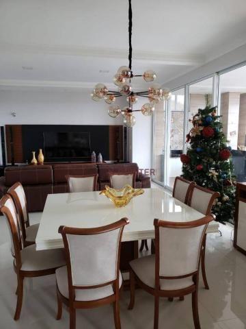 Sobrado à venda, 490 m² por R$ 2.400.000,00 - Alphaville Flamboyant Residencial Araguaia - - Foto 11