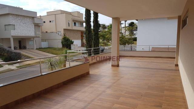 Sobrado à venda, 490 m² por R$ 2.400.000,00 - Alphaville Flamboyant Residencial Araguaia - - Foto 17
