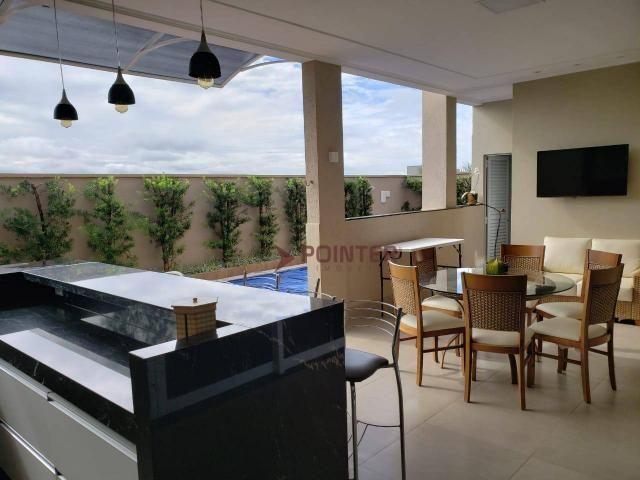Sobrado à venda, 490 m² por R$ 2.400.000,00 - Alphaville Flamboyant Residencial Araguaia - - Foto 12