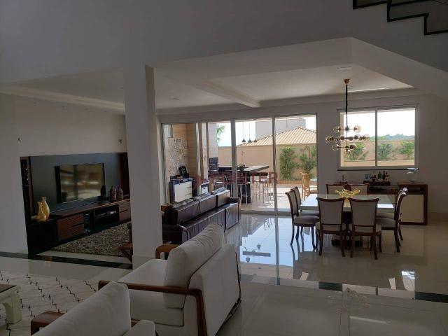 Sobrado à venda, 490 m² por R$ 2.400.000,00 - Alphaville Flamboyant Residencial Araguaia - - Foto 3