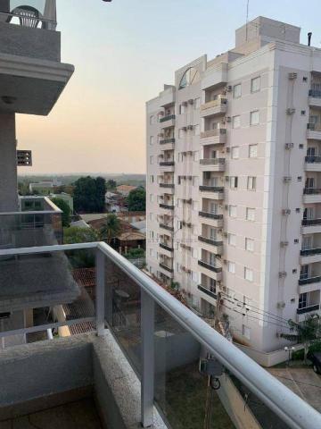 Apartamento Flat no Della Rosa 1 com 1 dormitório à venda, 47 m² por R$ 190.000 - Ribeirão - Foto 15
