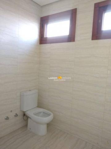 Apartamento para alugar, 182 m² por R$ 3.185,00/mês - Centro - Lajeado/RS - Foto 4