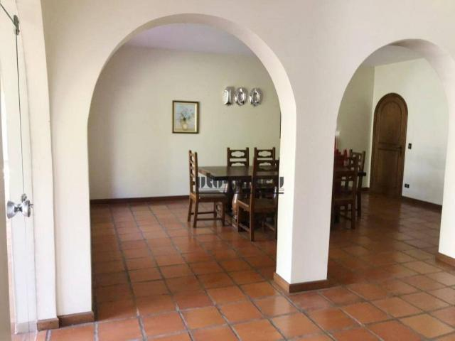 Chácara com 3 dormitórios para alugar, 5000 m² por R$ 7.000,00/mês - Condomínio Vila Suévi - Foto 12