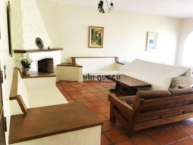 Chácara com 3 dormitórios para alugar, 5000 m² por R$ 7.000,00/mês - Condomínio Vila Suévi - Foto 16