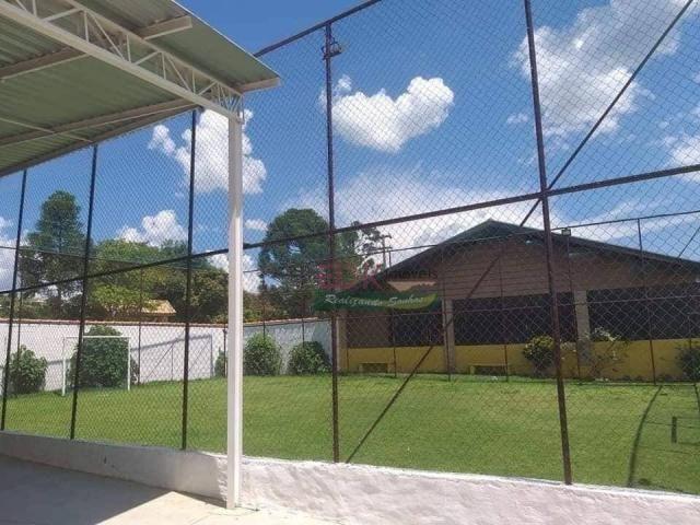 Rancho com 1 dormitório para alugar por R$ 3.800,00/mês - Granjas Rurais Reunidas São Juda - Foto 4