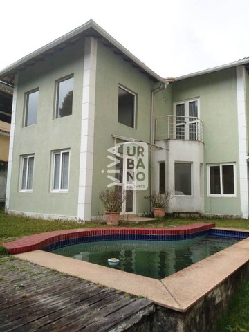 VIva Urbano Imóveis - Casa no Santa Rosa - CA00375