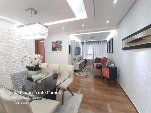 Apartamento 2 Quartos 1 Vaga 49 m² com Lazer Móveis Planejados Aceita Permuta - Foto 5