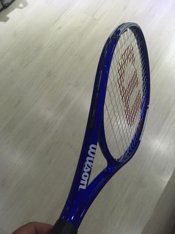 Raquete de tênis wilson nova - Foto 3