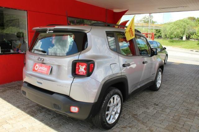 Lindo Jeep Renegade Sport 1.8 Flex Impecável - Foto 5