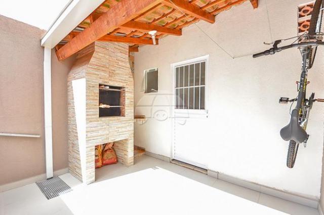 Casa à venda com 2 dormitórios em Sítio cercado, Curitiba cod:925354 - Foto 18