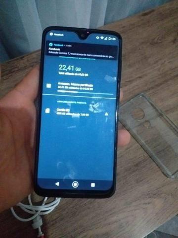 Troco moto G7 plus + volta minha em outro celular melhor - Foto 2