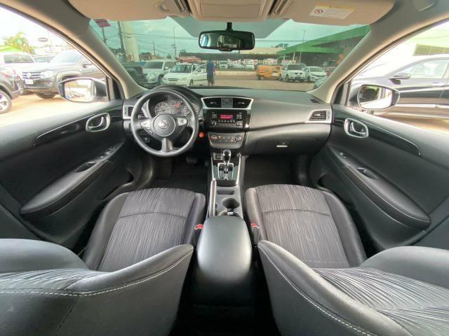 Nissan sentra s 2.0 flex at 16-17 - Foto 10