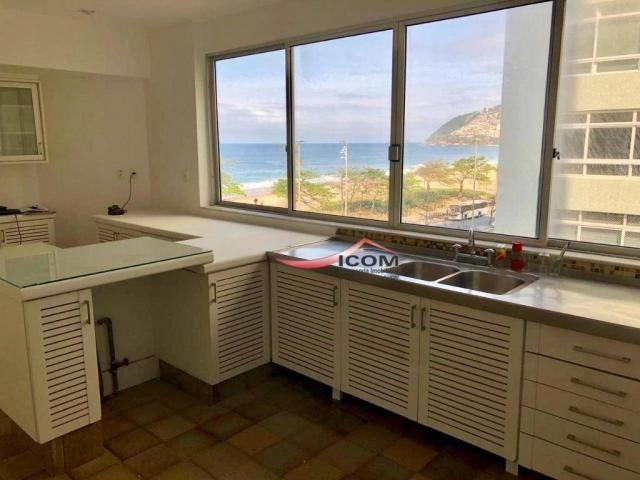 Apartamento com 3 dormitórios para alugar, 330 m² por R$ 50.000,00/mês - Ipanema - Rio de  - Foto 6