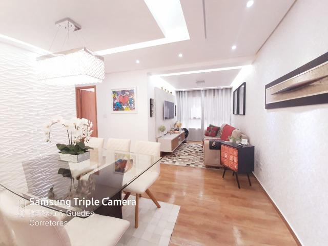 Apartamento 2 Quartos 1 Vaga 49 m² com Lazer Móveis Planejados Aceita Permuta - Foto 4