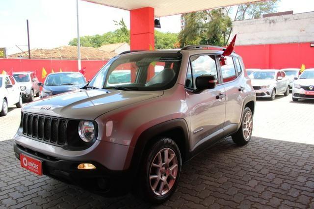 Lindo Jeep Renegade Sport 1.8 Flex Impecável