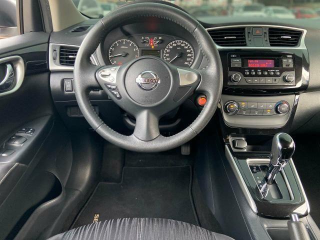 Nissan sentra s 2.0 flex at 16-17 - Foto 9