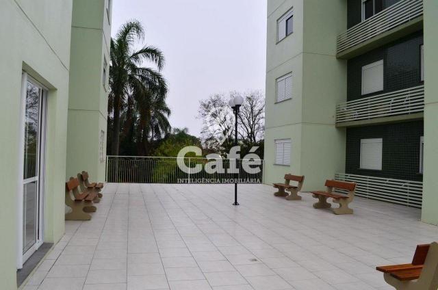 Apartamento de 2 dormitórios, sala, cozinha e área de serviço. - Foto 20