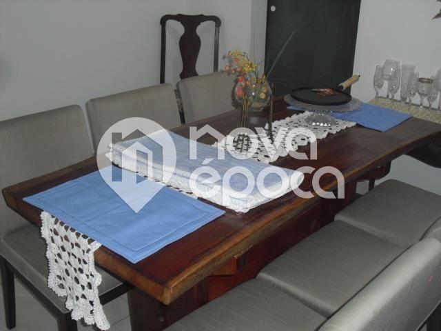 Casa de vila à venda com 4 dormitórios em Tijuca, Rio de janeiro cod:SP4CV42492 - Foto 4