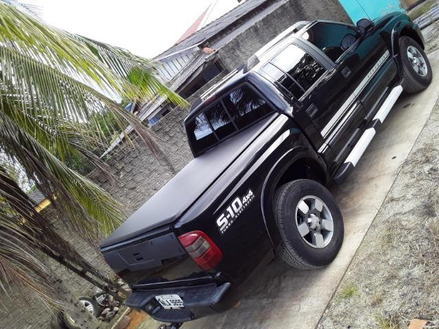 Vendo ou troco s10 executive - Foto 3