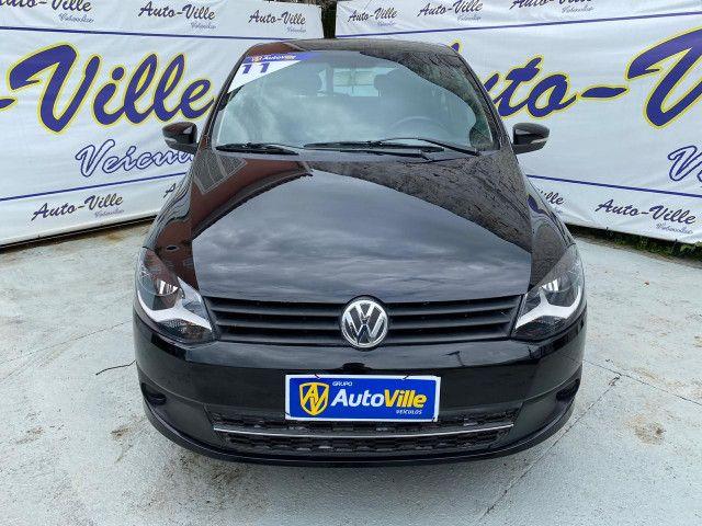 VW Fox 1.6 Trend Completo c/ GNV! 2011 - Foto 2