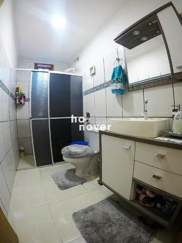 Casa 2 Dormitórios, Lareira, Espaço Gourmet e Piscina - Foto 16
