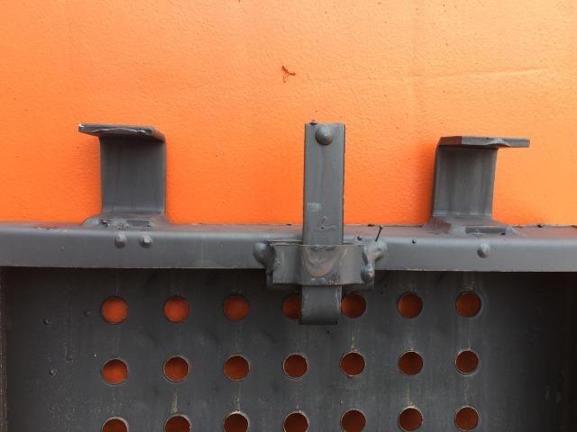 Pisos Metálicos 1,50m x 0,37m Reforçado -Novo - Foto 4
