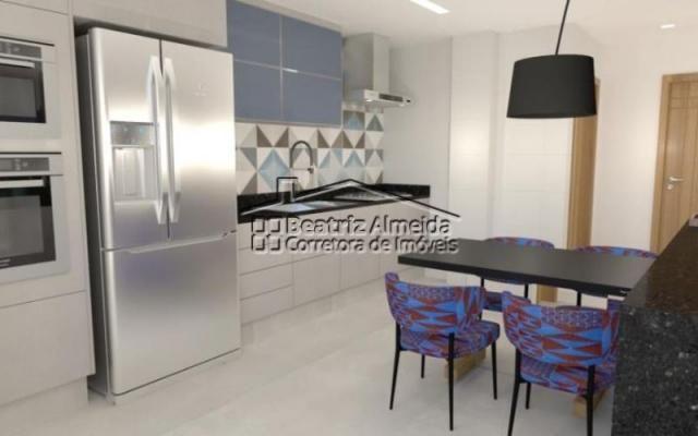 Lindo AP na Gloria (todo reformado), 2 qts suites, área de serviço - Foto 4